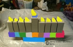 steve wallet architect scrap menorah colored squares 2013-11-12