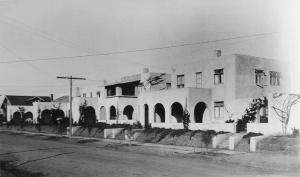 Gill Cossitt cottages 1910 2015-6-17
