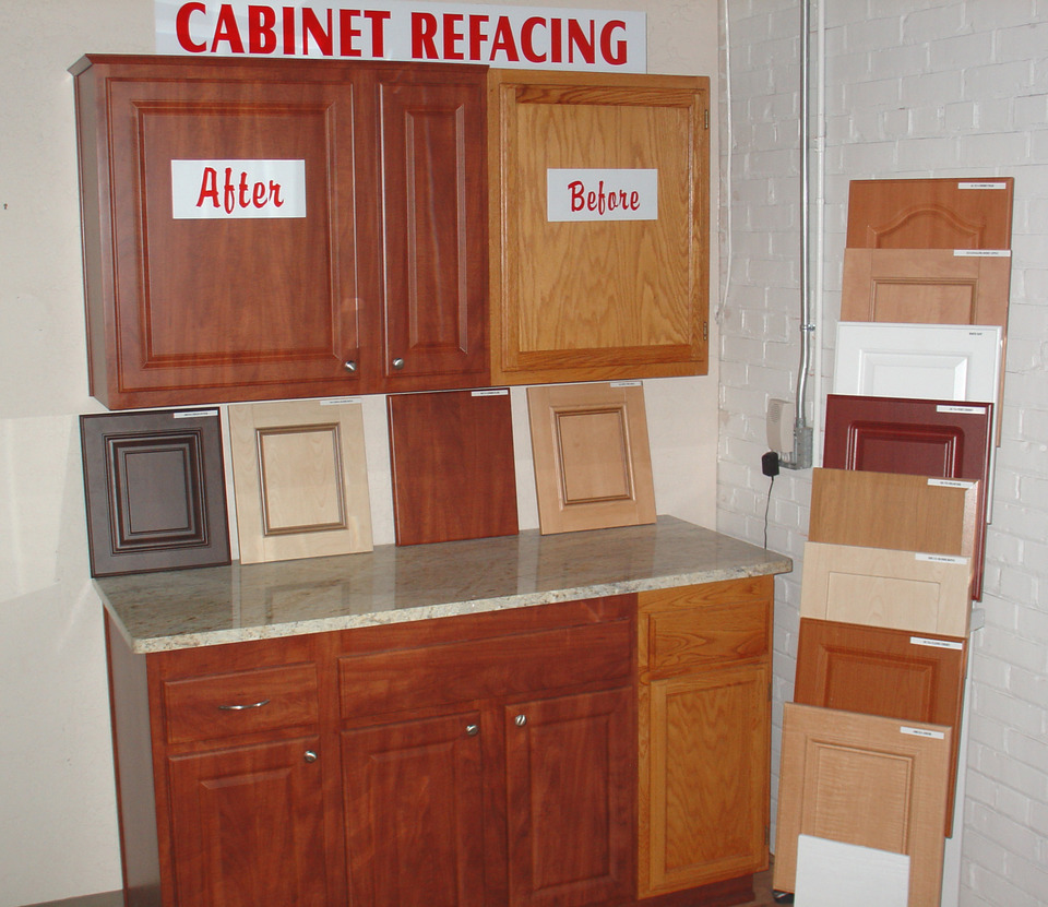How To Reface Kitchen Cabinets  Interior Design Inspirations