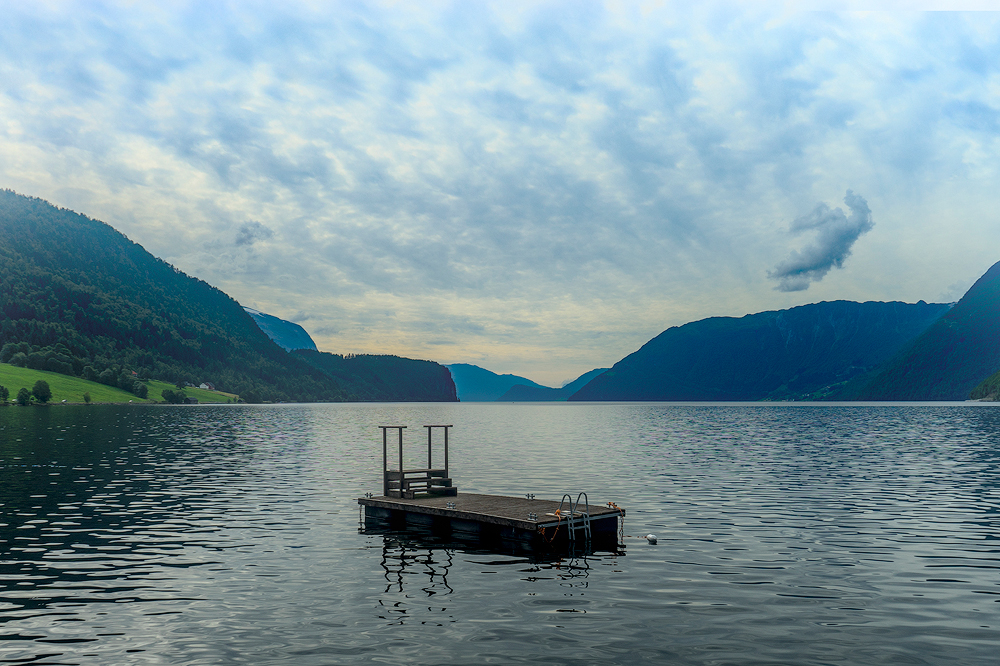 Lost Cruising the fjords part three- Can I talk to a Norwegian yet?