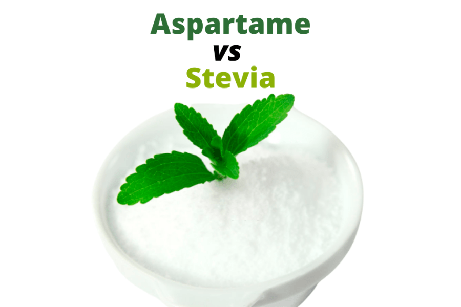 Which is better – Aspartame or Stevia?