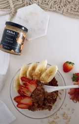 Chocoberry Oats Recipe