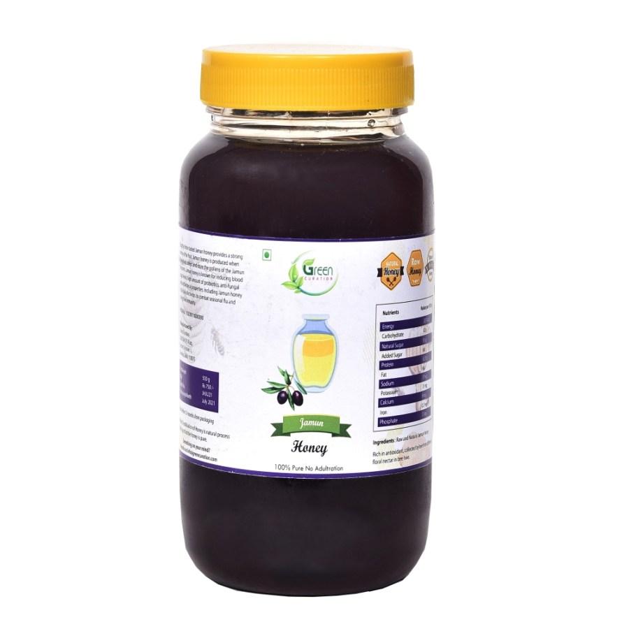 Green Curation Jamun Honey - Main