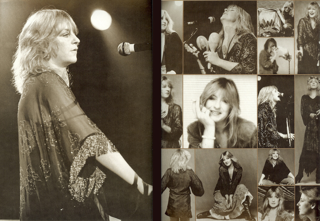 TOUR ARCHIVE 19791980  The Changing Times of Stevie Nicks