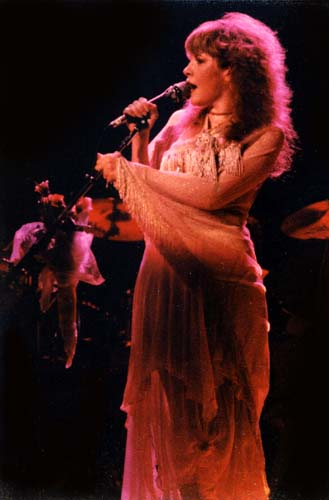 Stevie photos from Capitol Centre 1975 Largo MD