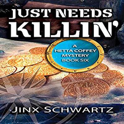 book cover for the audio book