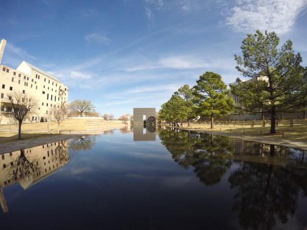 photo of Memorial in Oklahoma City