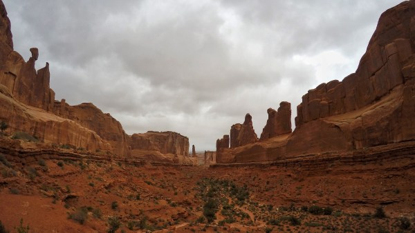 Photo at Arches National Park, Moab, Utah