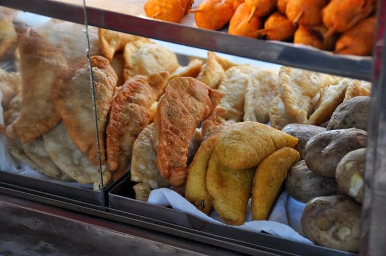 Photo of empanadas in Providencia