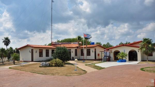 Marina Los Morros in Cabo San Antonio, Cuba