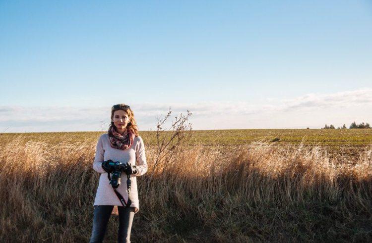 photographer romi burianova in the czech republic