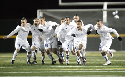 viu mariners mens soccer team national champions 2010