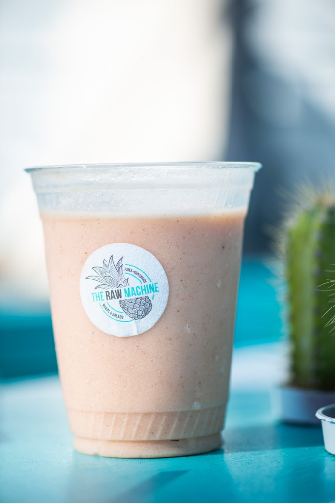 The Islander Smoothie by The Raw Machine