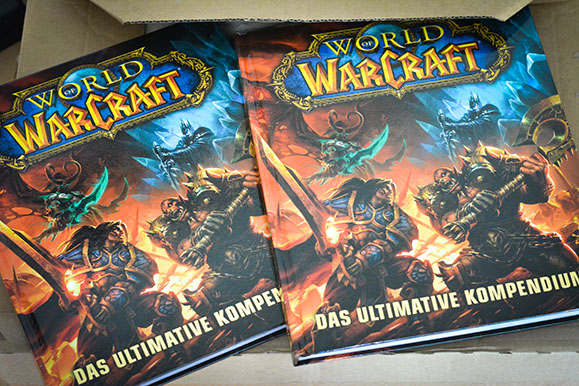 Warcraft_Bücher