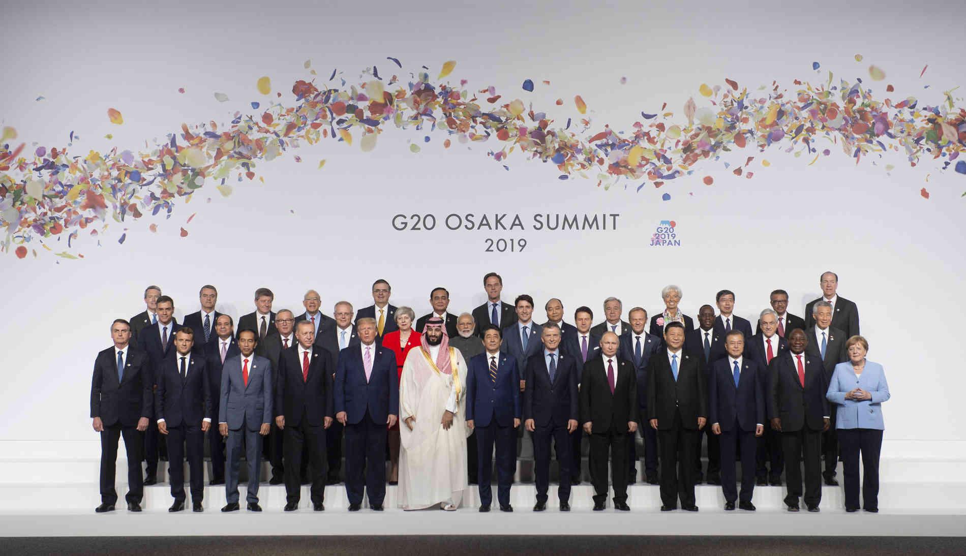 G20 Abschlusserklärung