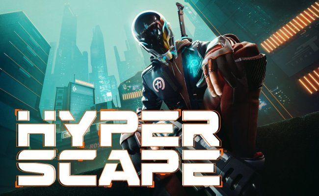 Hyper Scape A Futuristic Hunger Games Style Br Confirmed