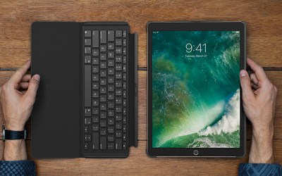 Hands On: Logitech Slim Combo 10.5″