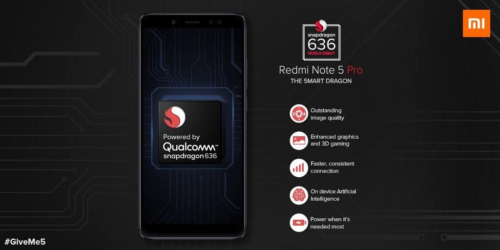 Qualcomm Snapdragon 636 (SDM636) - обзор. характеристики процессора. список смартфонов ...