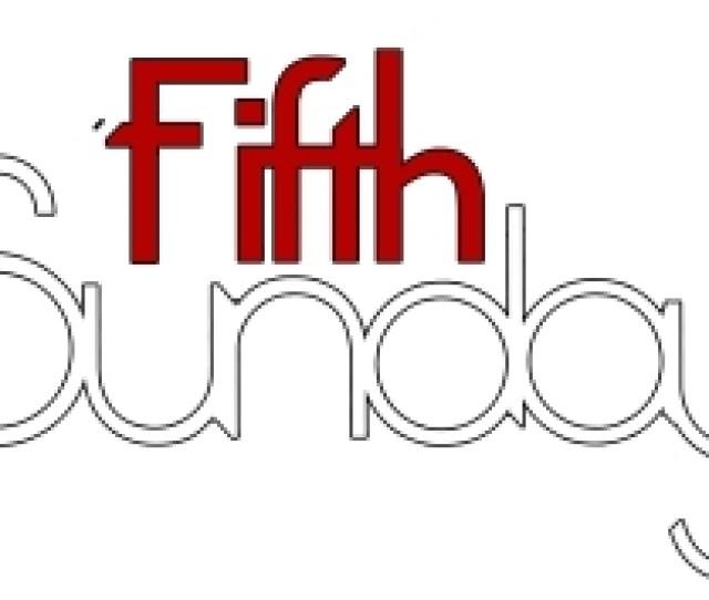 Fifth Sunday Logo