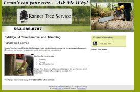 Ranger Tree Service