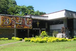 Matheson Library, Papua New Guinea University of Technology