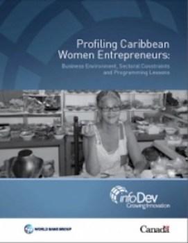 caribbean women report cover