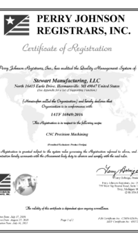 Stewart Manufacturing LLC New Final New