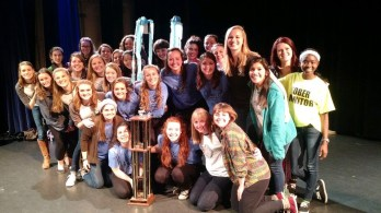 Serenades Champions!