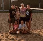 intramural volleyball