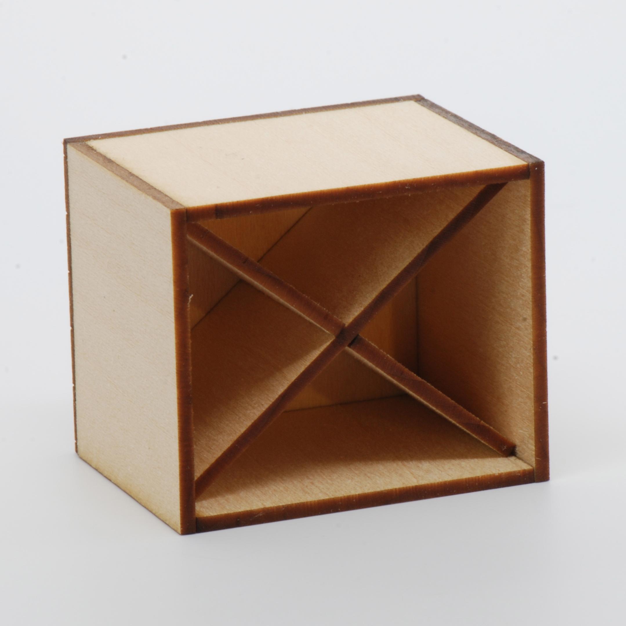 Wine 3d Wallpaper Wine Storage Box Kit Stewart Dollhouse Creations