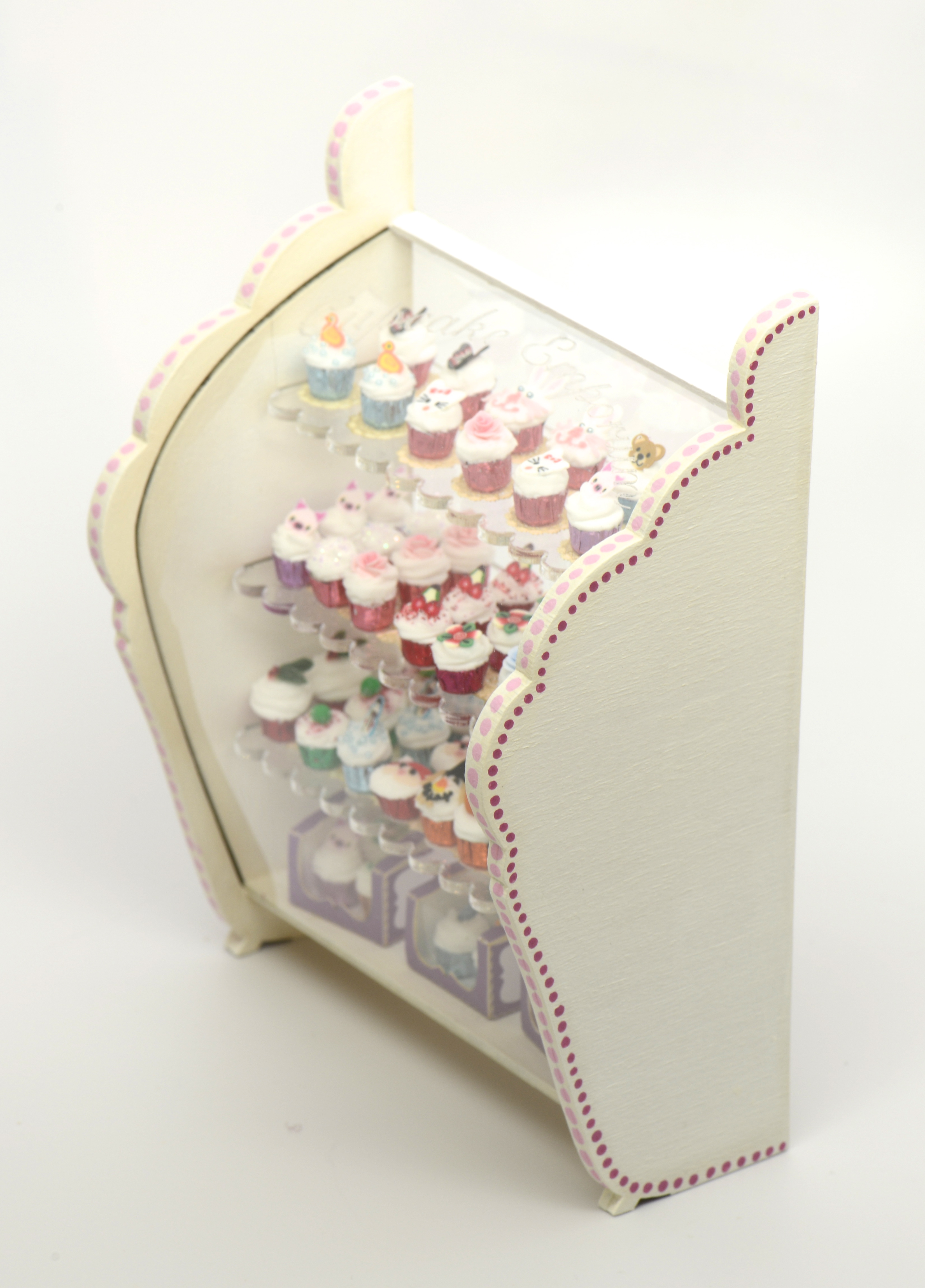 Dollhouse Display Stand
