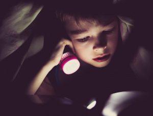 keep kids awake