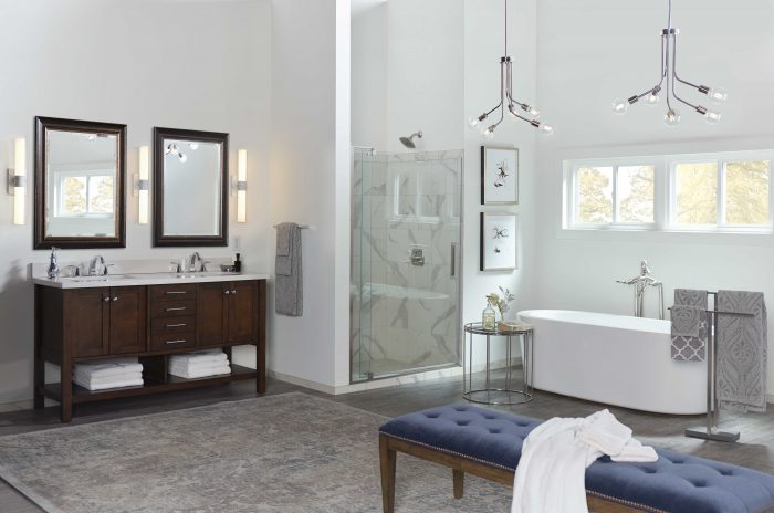 ways to transform bathroom