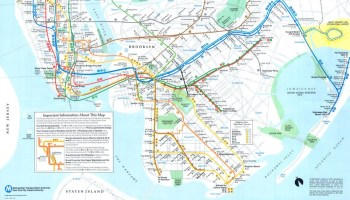Ny Nj Subway Map