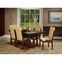 Soho 7 Pc Dining Set Trailway Stewart Roth Furniture