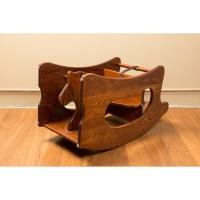 Three In One High Chair Rocker Desk - oscarsfurniture.com ...