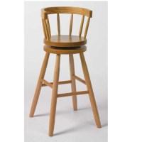 Horseshoe Bend Childs Swivel Chair   Stewart Roth Furniture
