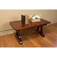 Weaver's Custom Finishing Coffee Table - Stewart Roth ...