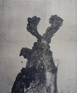 Stump #32, Monoprint, 36cm x 30cm, £70