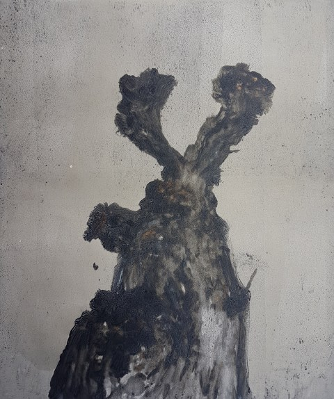 Stump #32, Monoprint, 36cm x 30cm, £70