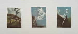 Untitled (#2, postgrad '94), Photoetching, Edition 1, £150