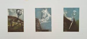 Untitled (#2, postgrad '94), Photoetching, Edition 1, £150