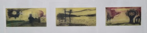 'Cork III', Photoetching, 1998, AP, not for sale