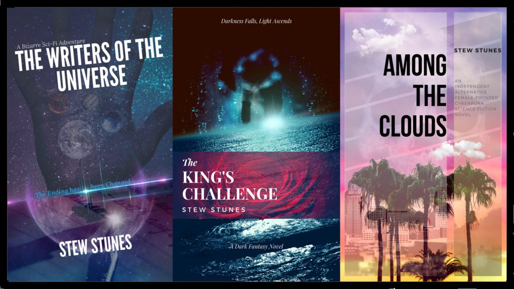 Formatting a Paperback for the Indie Author - Stew Stunes