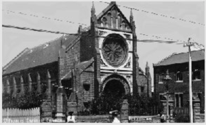 Old St Francis