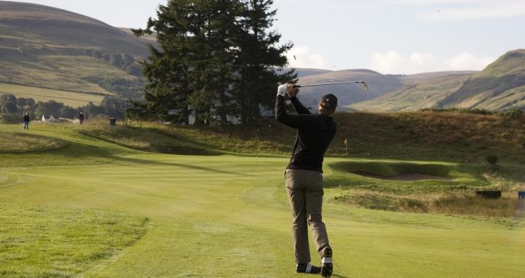 Guides for golf tours scotland