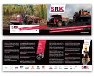 Brochure for SRK. 2014.