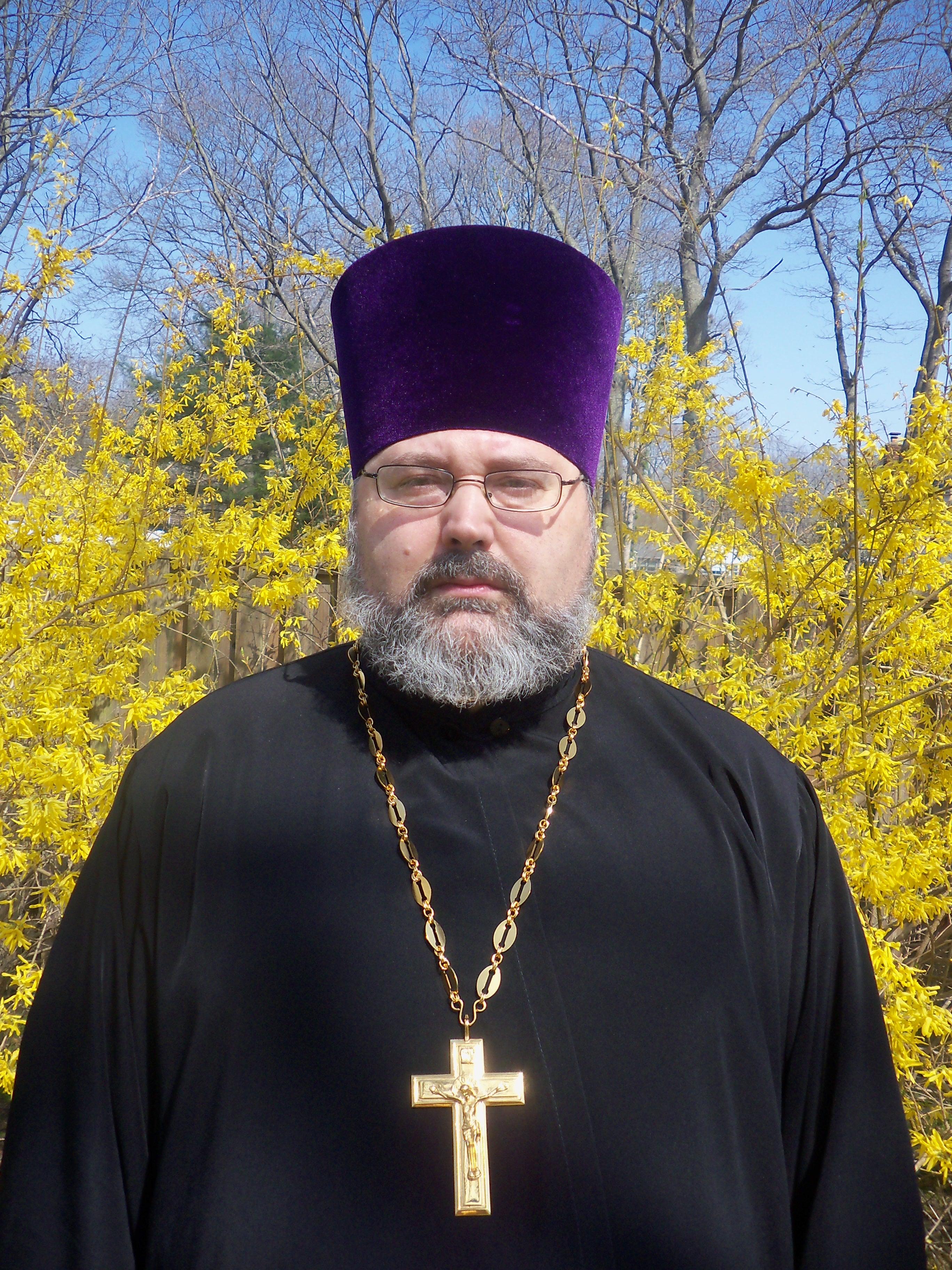 Parish Priest  St George Russian Orthodox Church