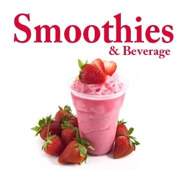 Smoothies-menu