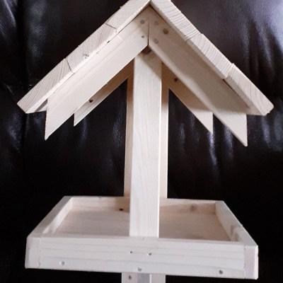 Handmade Bird Table
